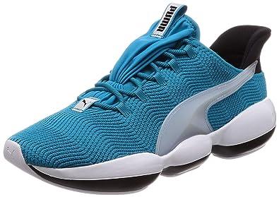 separation shoes 568f6 faa36 PUMA Women s Mode XT Iridescent TZ WNS Caribbean Sea White Multisport  Training Shoes-3 UK