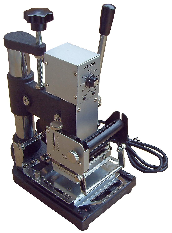 Amazon com: Bronzing Machine HOT Foil Stamping Machine Logo