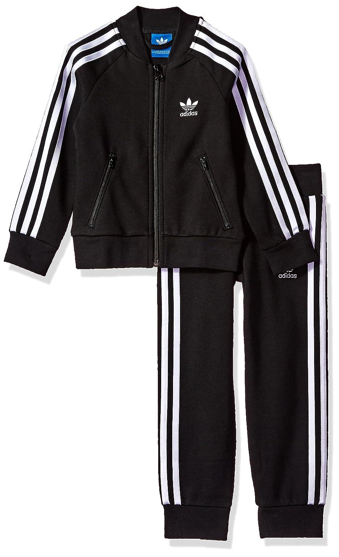 adidas Originals Girl's Originals Kids Superstar Track Top Jacket