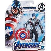Avengers Endgame Figür Suit Cap E3348-E3927