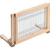 Trixie 3944 Hunde-Absperrgitter, für Treppen und Türen, 63-108 x 50 x 31 cm
