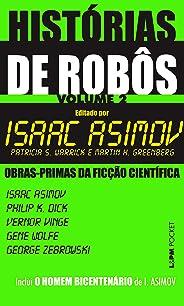 Histórias de robôs: volume 2