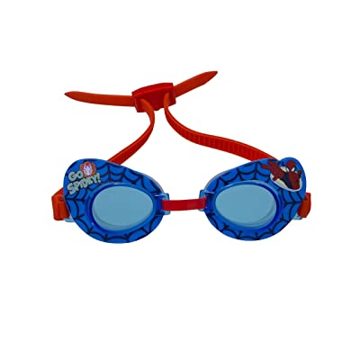 SwimWays Spider-Man Goggles: Toys & Games