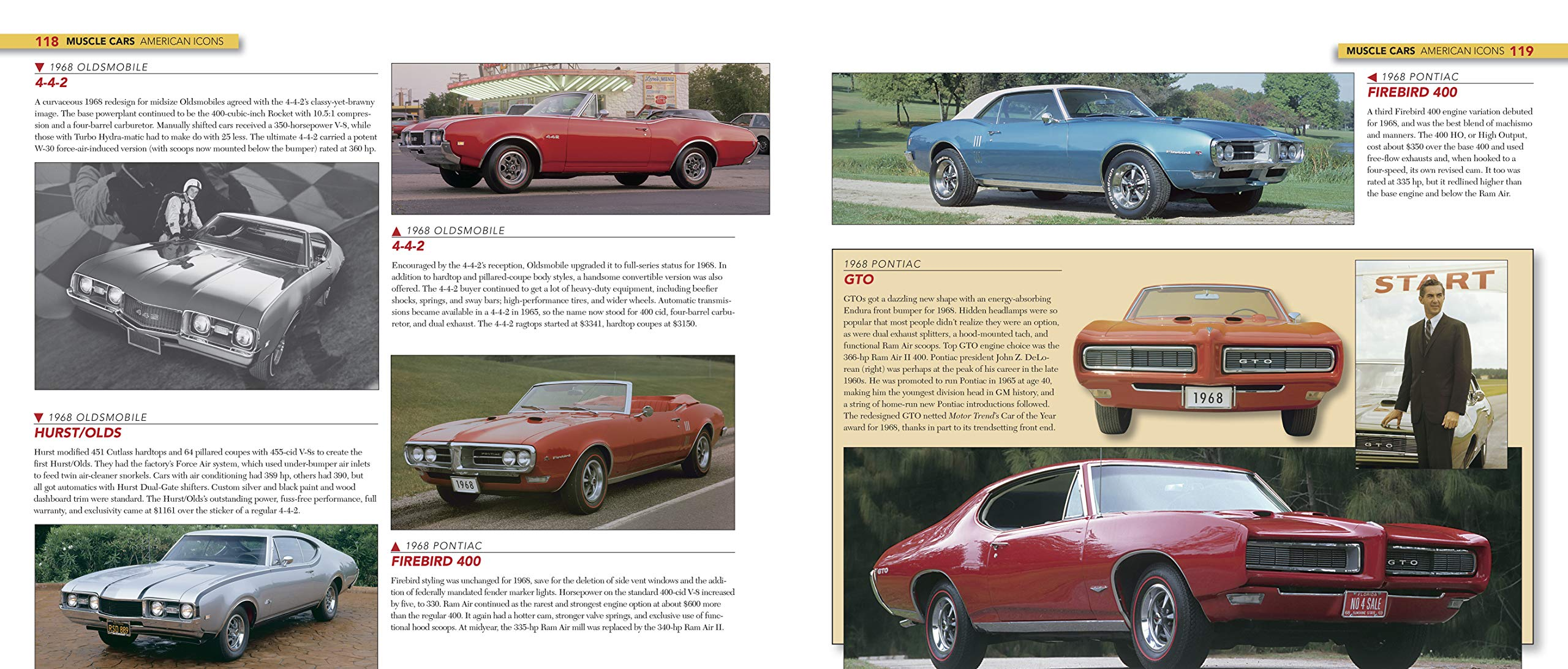 Muscle Cars: American Icons: Auto Editors of Consumer Guide