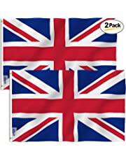 Anley Fly Breeze 3x5 Foot UK Flag