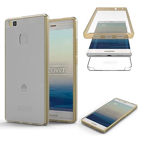Urcover® Huawei P9 Lite Funda Versión Mejorada Funda Carcasa ...