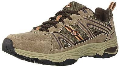 Dr. Scholl s Men s Milestone II Sneaker Taupe Suede ... b43c791d14