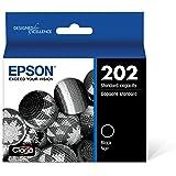 Epson T202 Claria Standard-Capacity Ink Cartridge - Black