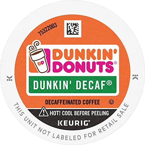 Dunkin' Donuts Decaf Medium Roast Coffee