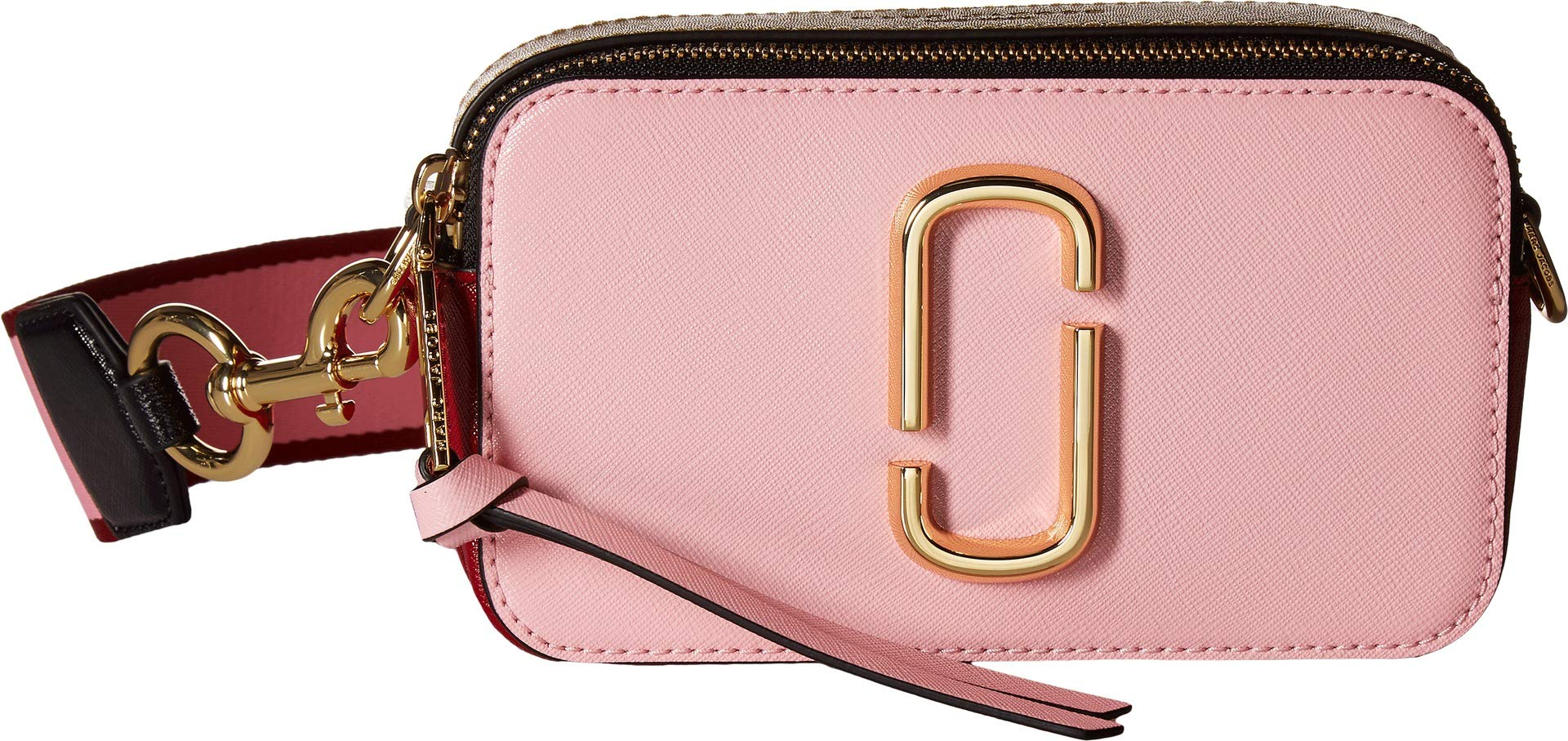Marc Jacobs Women's Snapshot Baby Pink/Red One Size