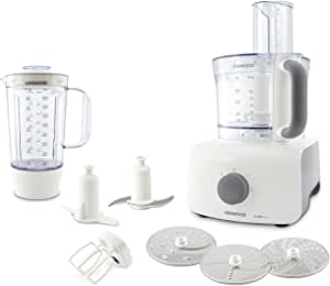 Kenwood MultiPro Home, Food Processor, FDP641WH, White