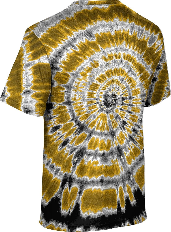 ProSphere Grambling State University Mens Performance T-Shirt Tie Dye