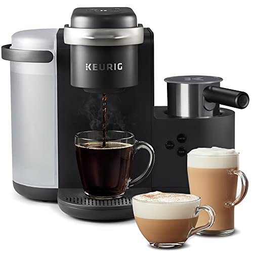 For-Latte-Cappuccino:-Keurig-Single-Serve-Coffee-Maker