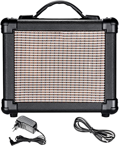 Neewer Amplificador Guitarra Cobrable Vocal Amp 10 Vatios con ...