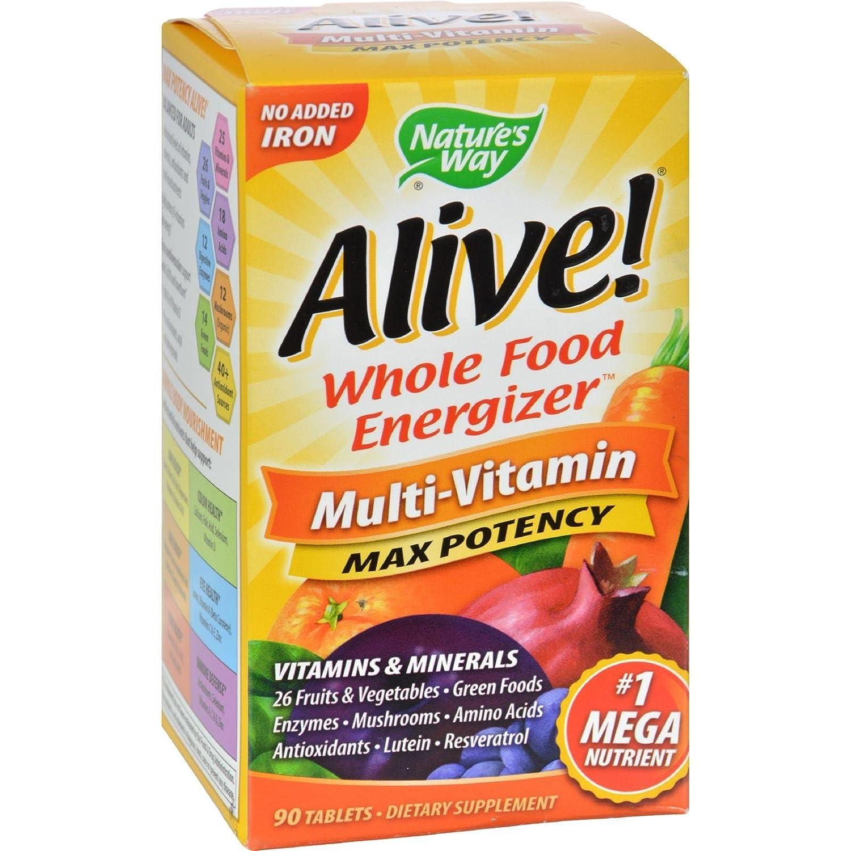 Alive Whole Food Energizer