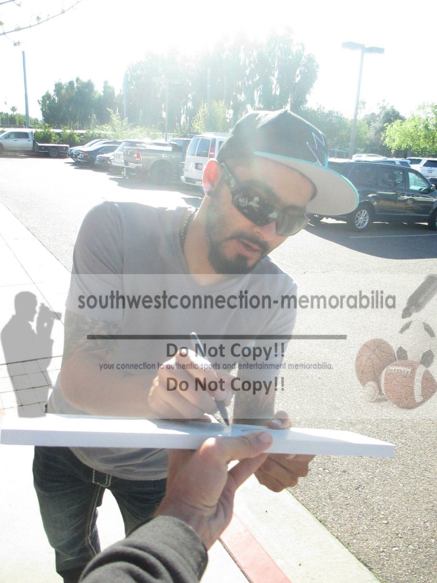 San Francisco Giants Sergio Romo Autographed Hand Signed 2012 World Series Logo Schutt Baseball Pitching Rubber with Proof Photo of Signing and COA SF Giants Collectibles