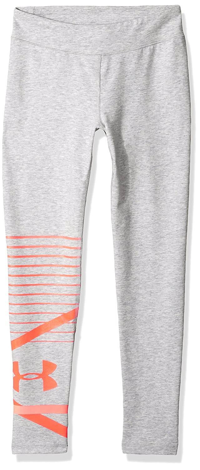 Under Armour Girls Finale Knit Leggings Under Armour Apparel 1322463-P