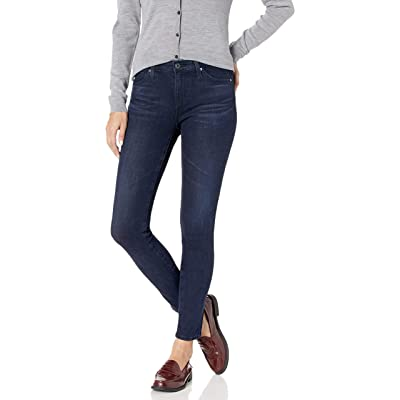 AG Adriano Goldschmied Women's Skinny Legging Ankle: Clothing