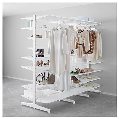 Ikea Algot Scrittapiediasta Bianca Amazonit Casa E Cucina