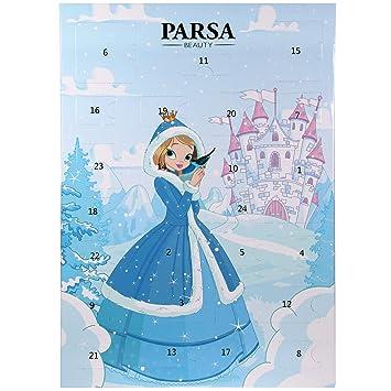 Weihnachtskalender 2019 Mädchen.Haarschmuck Haar Accessoires Adventskalender 2019 Für Mädchen Von Parsa