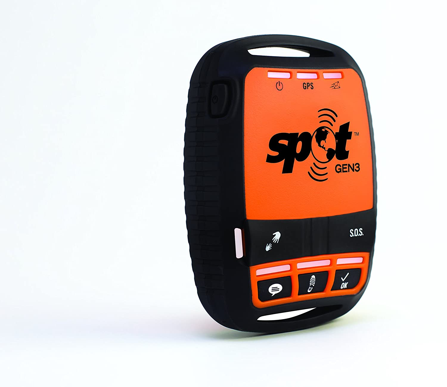 SPOT GEN3 Satellite GPS Messanger - Orange