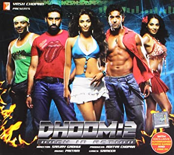 Dhoom 1 songs mp3.
