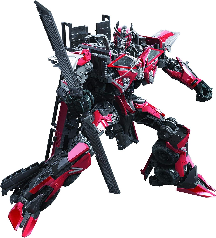 Transformers Toys Studio Series 61 Voyager Class Dark of The Moon Sentinel Prime Figura de acción – Adultos y niños a Partir de 8 años, 6.5 Pulgadas (Hasbro E7312UL0)
