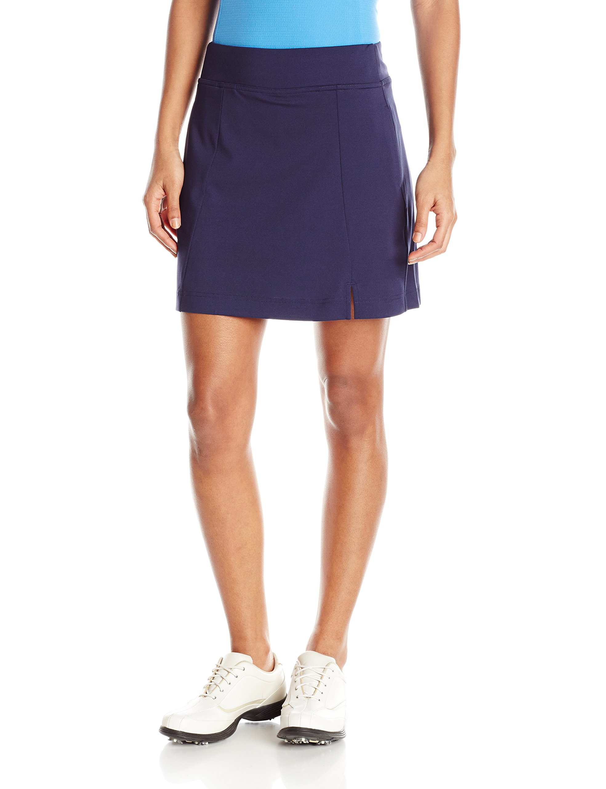 Callaway Women's Golf Performance 17' Knit Skort with Tummy Control, Peacoat, Medium by Callaway