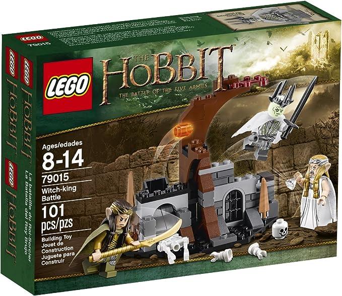 LotR // The Hobbit Witch King white Torso NEW LEGO set 79015 Battle