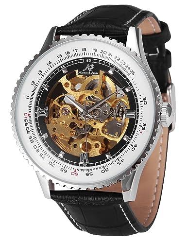 39e1b757180 KS KS110 - Reloj de pulsera de hombre