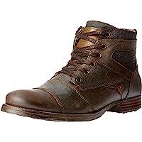 Wild Rhino Men's Dalby Shoes, Dark Brown