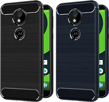 ivoler [2 Unidades] Funda para Motorola Moto G6 Play/Motorola Moto ...