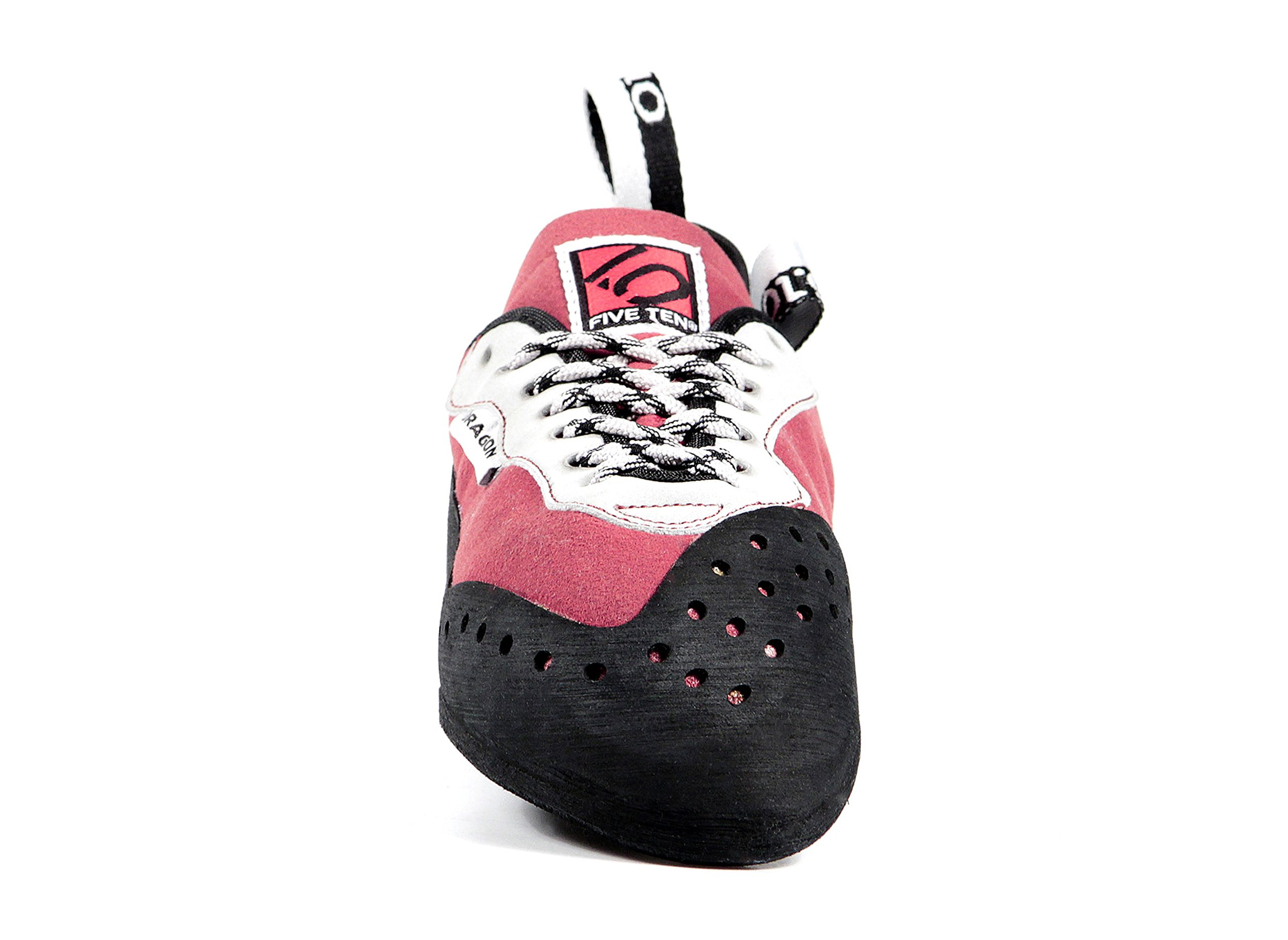 Five Ten Men's Dragon Climbing Shoes (Dragon Red, 2.5)