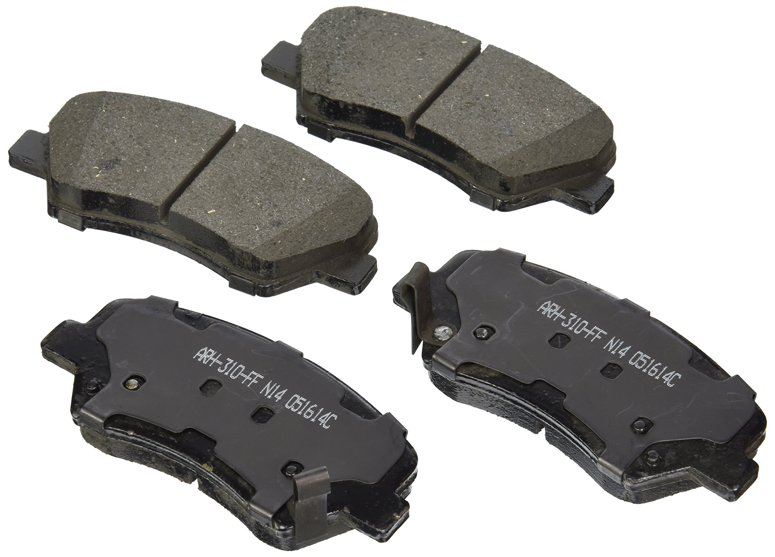 Raybestos SGD1543C Service Grade Ceramic Disc Brake Pad Set