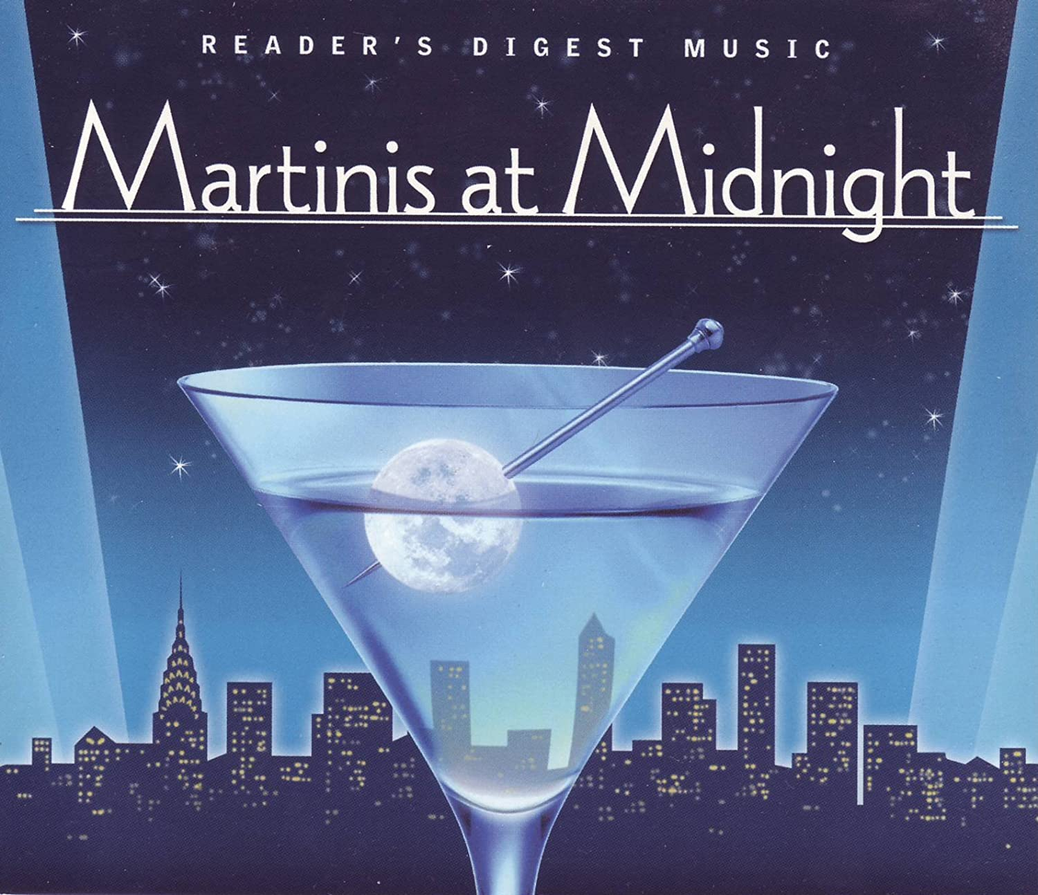 2021 autumn and winter new Don't miss the campaign Martinis at Midnight