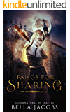 Fangs for Sharing: A Vampire/Shifter/Menage Romance (Supernatural in Seattle Book 1)