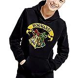 Sudadera de NIÑOS Harry Potter Slytherin Hogwarts Gryffindor ...
