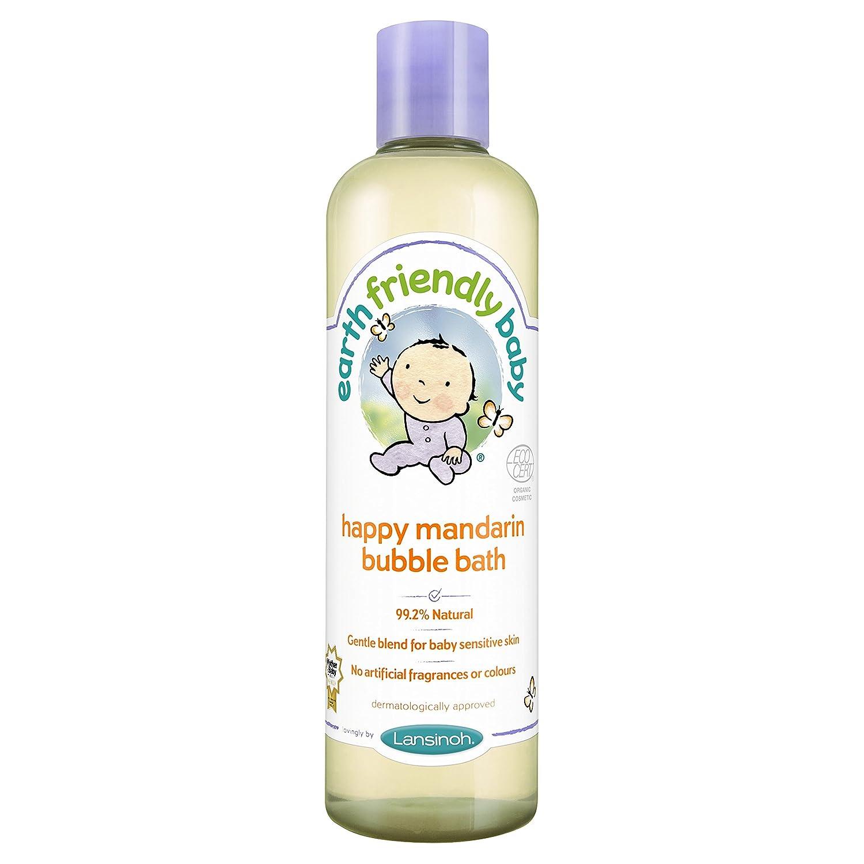 Earth Friendly Baby Bain moussant à la mandarine pour bébé 300ml Lansinoh Laboratories Inc 82110