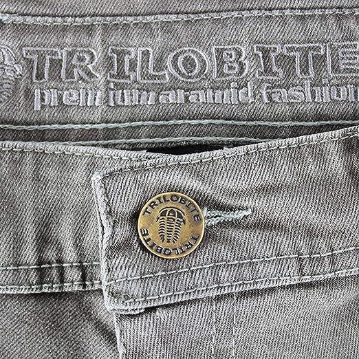 Trilobite 661 Parado ladies jeans grey size 26 US