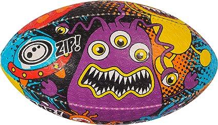 OPTIMUM - Balón de Rugby, diseño de Extraterrestre: Amazon.es ...