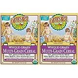 Earth's Best Baby Cereal - Multi Grain - 8 Oz - 2 Pk