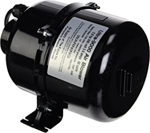 Air Supply 3918220 Portable Spa Blower Ultra 9000 2.0 hp 4.5 Amp, 240V