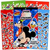 Disney Mickey Mouse Sticker Set ~ Mickey Mouse Sticker Pad with Over 200 Stickers and Bonus Sticker Sheet Featuring…