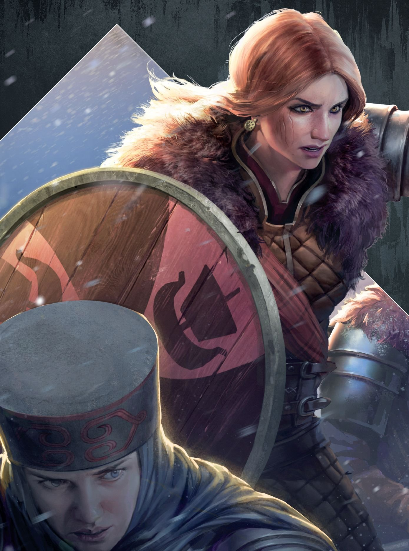 Gwent: The Art of The Witcher Card Game: Amazon.es: Panini ...