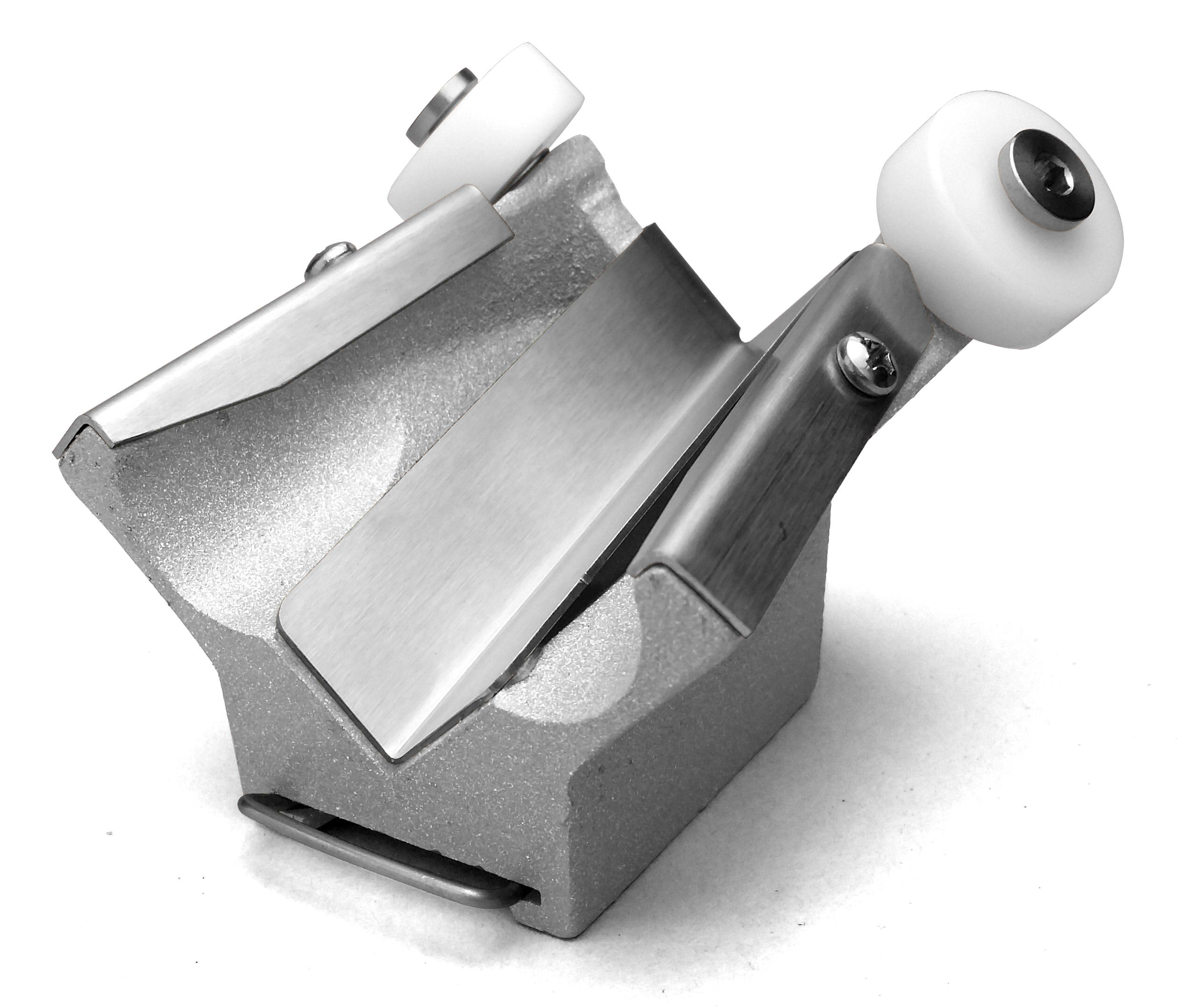 CanAm Tool F100 Standard Outside Corner Applicator Head – The Original For Mudding Outside Corners by CanAm Tool