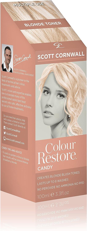 Scott Cornwall Color Restore - Tónico, color Candy, 100 ml ...