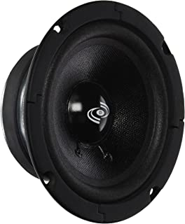 """2 NEW 5/"""" Woofer Stereo Speakers.Sealed MidRange Pair.8 ohm.Five inch w//Grill."""