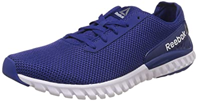 Reebok Men s Twistform 3.0 Mu Cobalt Navy Wht Pewter Running Shoes - 10 089d6600d