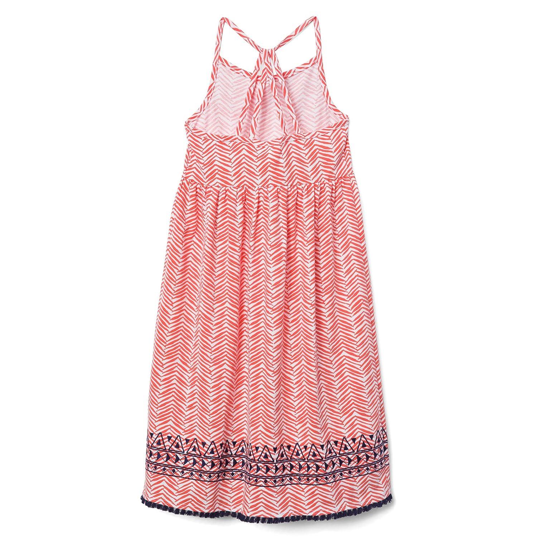 Gymboree - Maxi vestido sin Bright mangas para niña vestido Bright ...