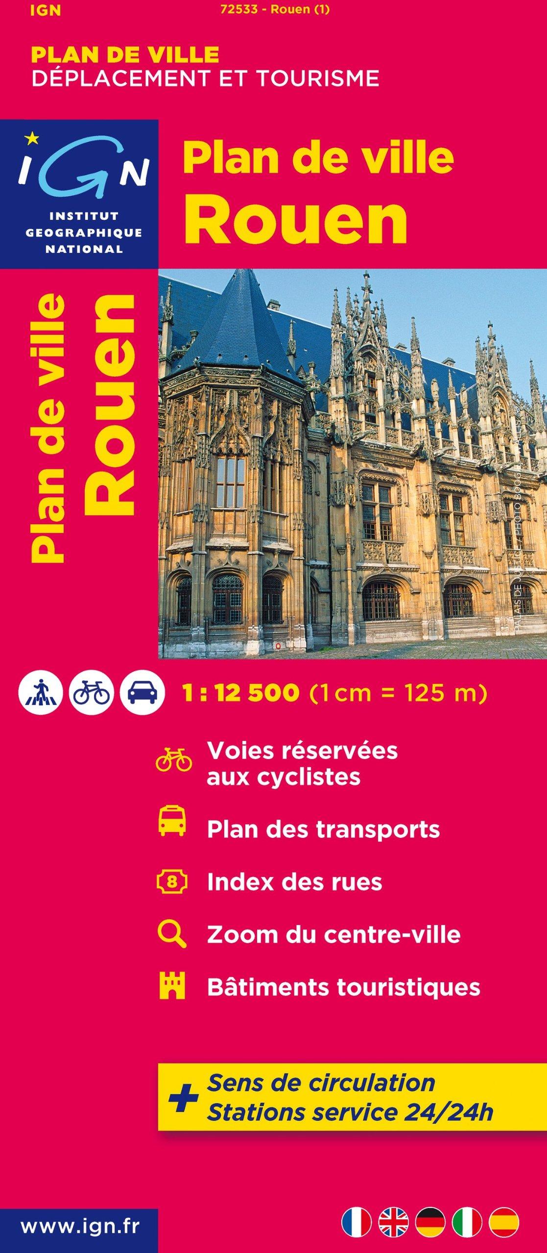 Read Online Rouen: IGN72533 pdf